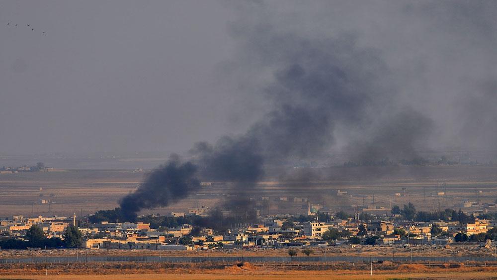 Thổ Nhĩ Kỳ, tấn công, người Kurd ở Syria, Mỹ, đe dọa, trừng phạt Thổ Nhĩ Kỳ
