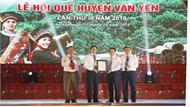 Yên Bái: Khai mạc Lễ hội quế Văn Yên lần thứ III