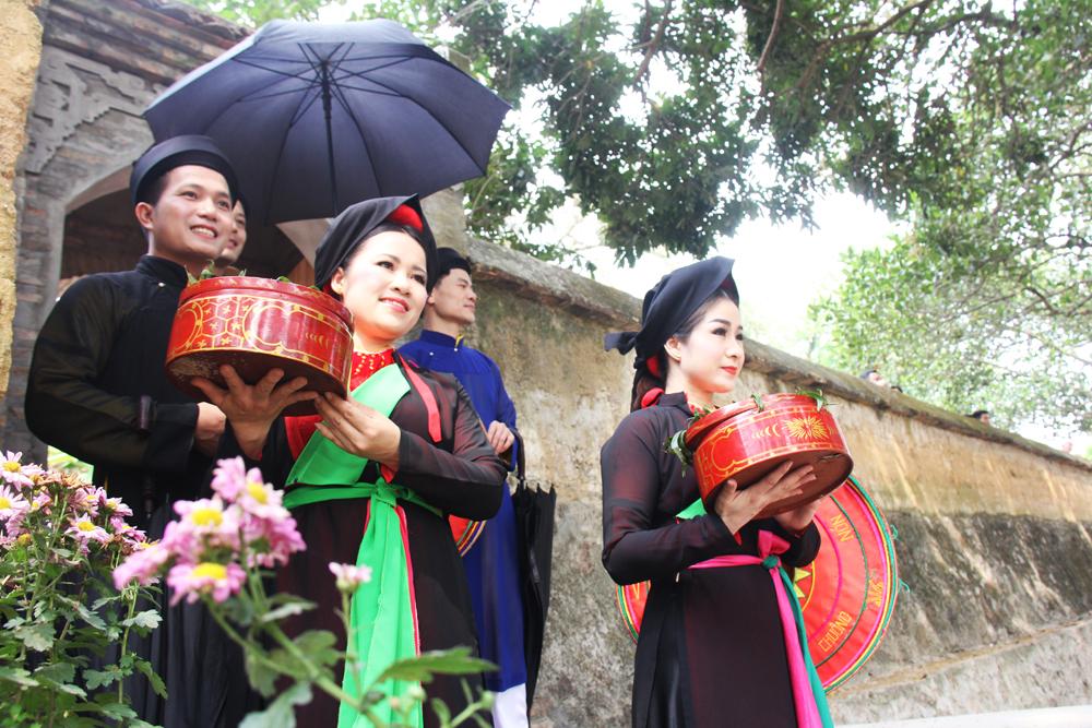 Liền anh, liền chị, Bổ Đà, Việt Yên