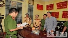 Bắc Giang: Bắt tạm giam một đối tượng chiếm đoạt số tiền lớn liên quan đến giải phóng mặt bằng