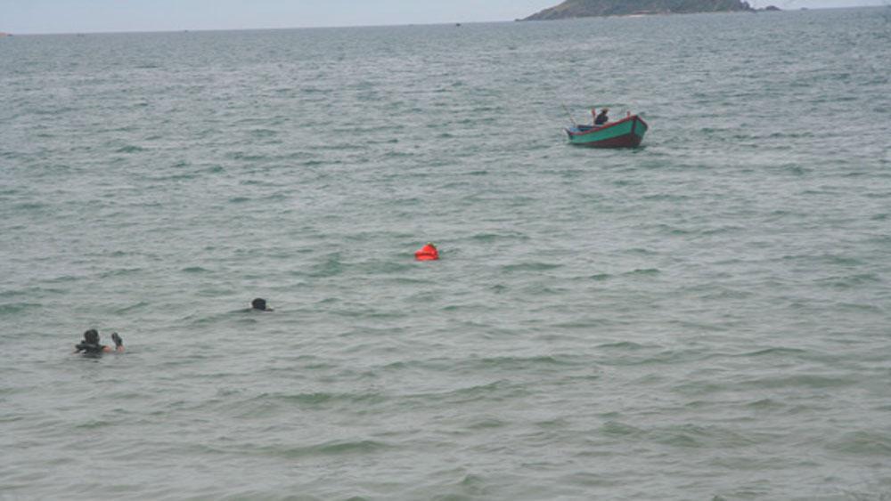 Quảng Trị: Một cô gái đuối nước khi tắm biển