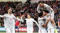 Tây Ban Nha rơi chiến thắng trước Na Uy
