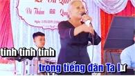 Cụ bà 73 tuổi hát mừng đám cưới đầy nội lực