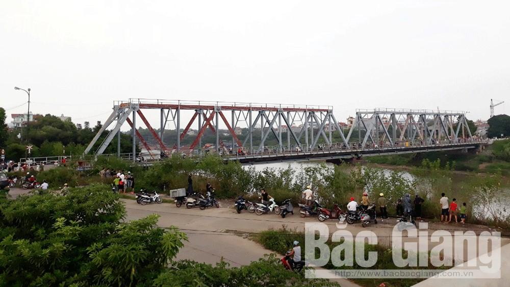 tự tử, sông Thương, Bắc Giang, cứu nạn cứu hộ