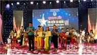 """Chung kết """"Tìm kiếm tài năng nhí"""" năm 2019: Thí sinh Nguyễn Tâm Anh và Đỗ Phương Ngân (TP Bắc Giang) giành ngôi quán quân"""