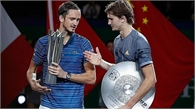 Medvedev vô địch Thượng Hải Masters