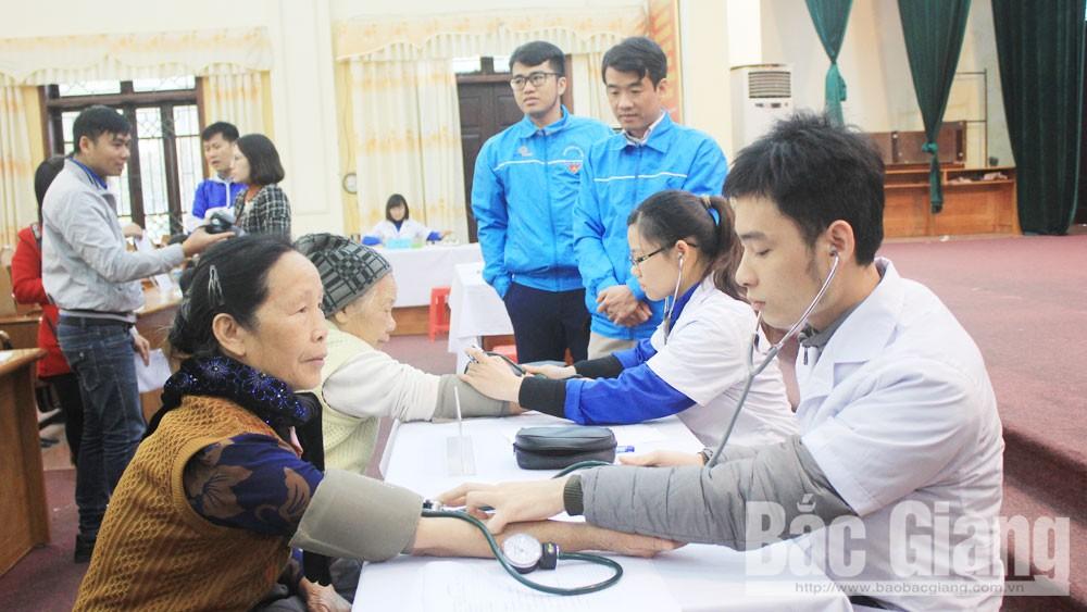 Tỉnh ủy, UBND tỉnh, Bắc Giang, sức trẻ, xây dựng quê hương, giàu mạnh, thanh niên, tình nguyện