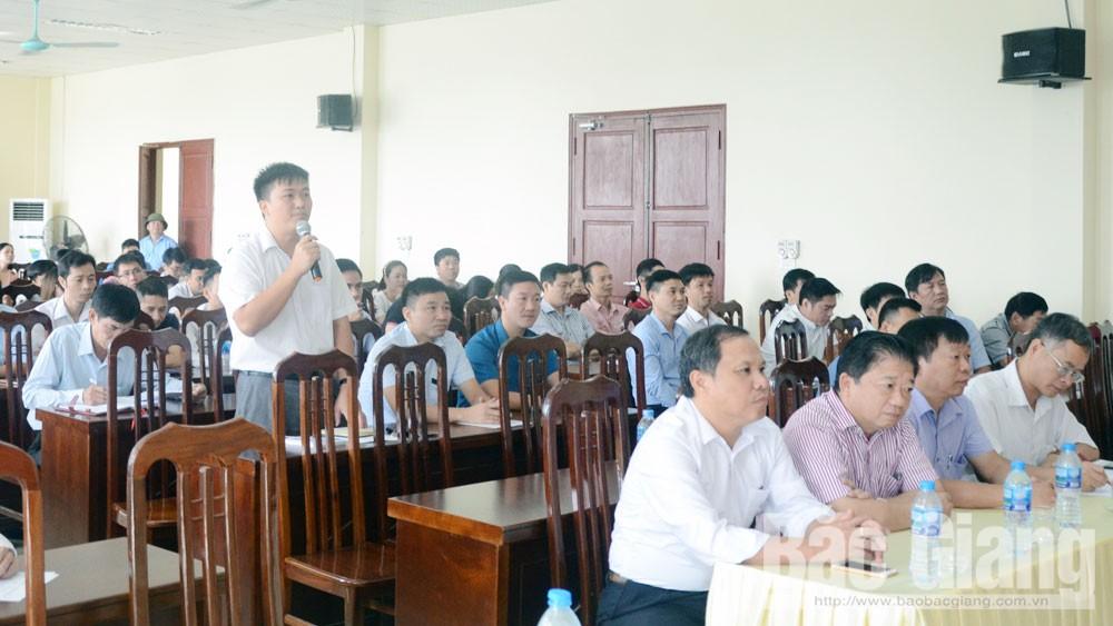 Bắc Giang, đảng viên, kết nạp đảng, công nhân, lao động, doanh nghiệp, kinh tế tư nhân