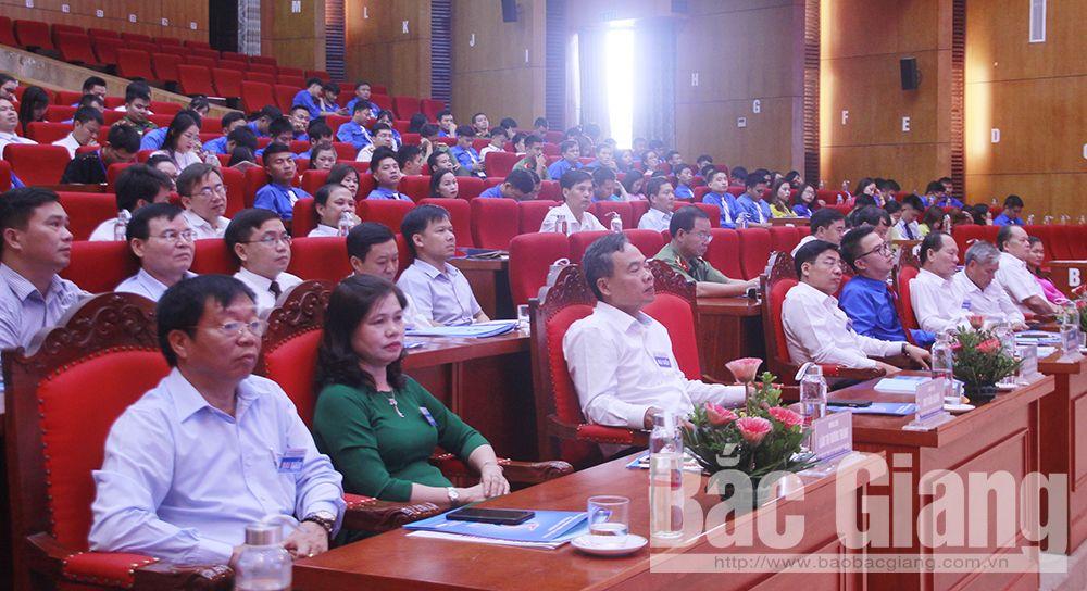 Bắc Giang, Hội Liên hiệp thanh niên tỉnh Bắc Giang, Ngụy Văn Tuyên, thanh niên tỉnh Bắc Giang