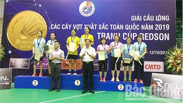 Bắc Giang giành 16 huy chương ở một số giải đấu quốc gia
