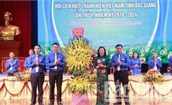 Đồng chí Ngụy Văn Tuyên tái cử chức Chủ tịch Ủy ban Hội LHTN Việt Nam tỉnh Bắc Giang nhiệm kỳ 2019 - 2024