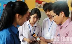 Trường THPT Ngô Sĩ Liên (TP Bắc Giang) ứng dụng phần mềm giúp học sinh tự học