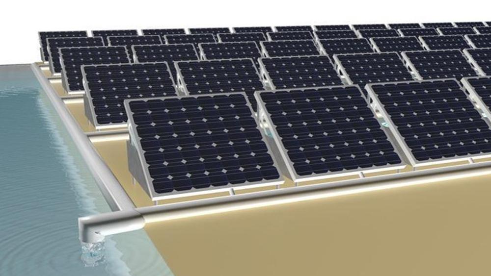 Pin năng lượng, mặt trời, điện và nước sạch