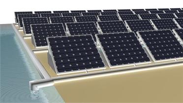 Pin năng lượng mặt trời mới tạo ra điện và nước sạch