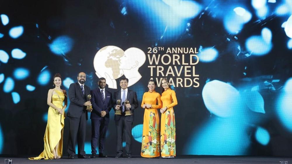 Vietnam Airlines, nhận ba giải thưởng, uy tín, hàng không