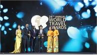 Vietnam Airlines nhận ba giải thưởng uy tín về hàng không