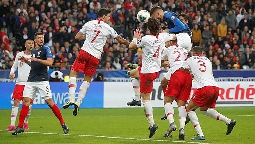 Pháp, Thổ Nhĩ Kỳ, vòng loại Euro 2020, dự Euro 2020