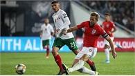 Anh đè bẹp Bulgaria ở vòng loại Euro 2020
