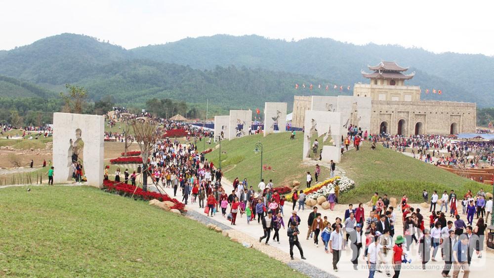 Bắc Giang tập trung nguồn lực xây dựng các khu, điểm du lịch