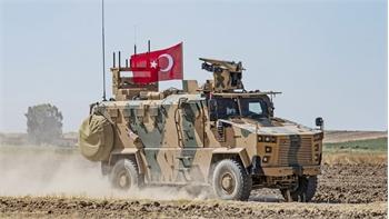 Tổng thống Mỹ ký lệnh trừng phạt Thổ Nhĩ Kỳ vì tấn công người Kurd