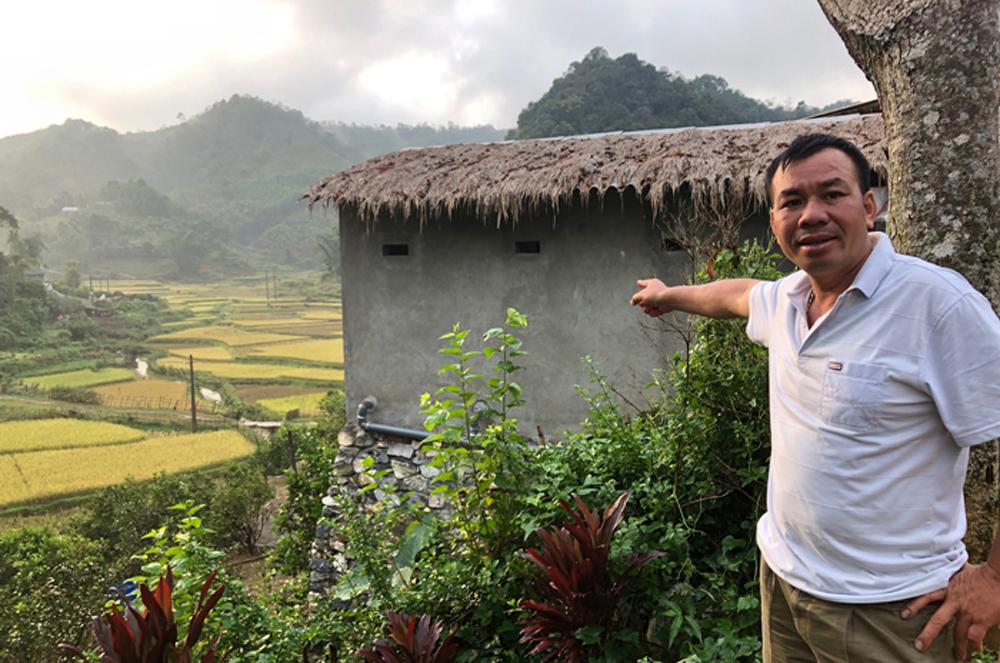 báo hoa mai, báo gấm, rừng Pù Luông, Khu bảo tồn Ngọc Sơn Ngổ Luông, Lũng Vân