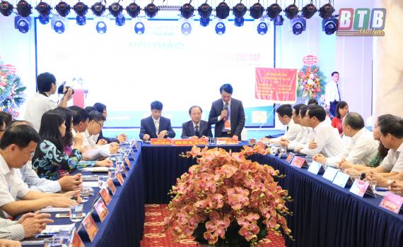 Báo Thái Bình, đăng cai, hội thảo, báo Đảng địa phương tuyên truyền phục vụ đại hội đảng các cấp