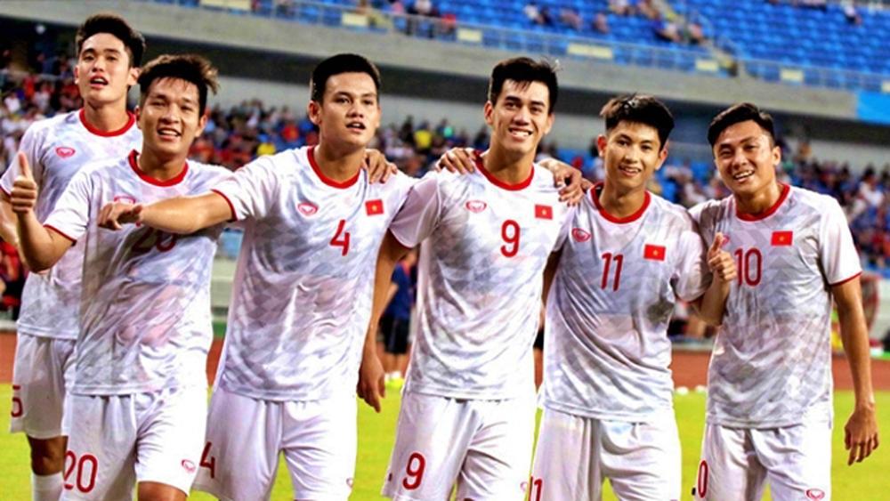 SEA Games 30, đội tuyển Việt Nam, tái ngộ Thái Lan, Indonesia, Đội tuyển U22 Việt Nam