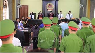 Mở lại phiên tòa sơ thẩm xét xử vụ án gian lận điểm thi tại Sơn La