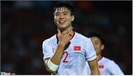 Việt Nam-Indonesia vòng loại World Cup 2022 (hiệp 1): Duy Mạnh lập công