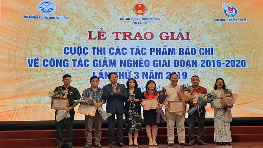 giải báo chí, tác giảm nghèo năm 2019: Báo Bắc Giang, giải C