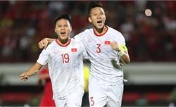 Tuyển Việt Nam thắng đậm Indonesia, tiếp đà bất bại