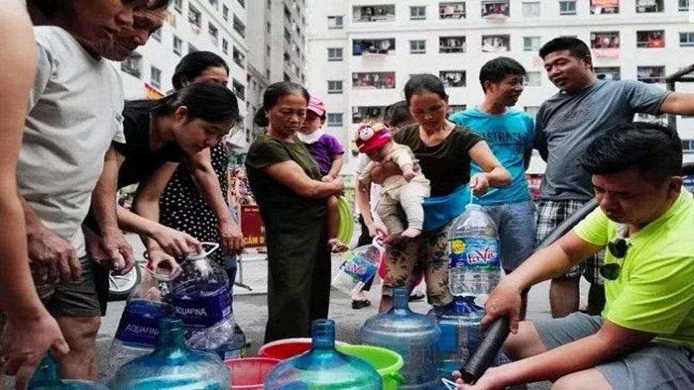 Thủ tướng, yêu cầu kiểm tra, tình hình hoạt động, các nhà máy nước sạch trong cả nước