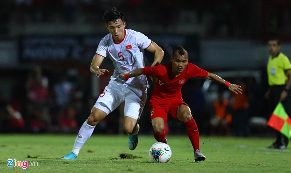 Văn Hậu, cầu thủ số 8 Indonesia, Việt Nam, Indonesia, World Cup 2022