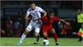 Văn Hậu và cầu thủ Indonesia thành cảm hứng chế ảnh của dân mạng