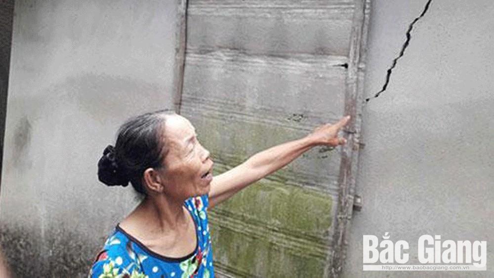 Đề nghị xử lý nghiêm doanh nghiệp khai thác đá sai quy định tại xã Lục Sơn
