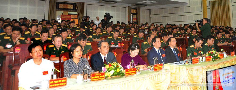 Quân khu 1, Đại hội Thi đua Quyết thắng, Bắc Giang, thi đua, khen thưởng.