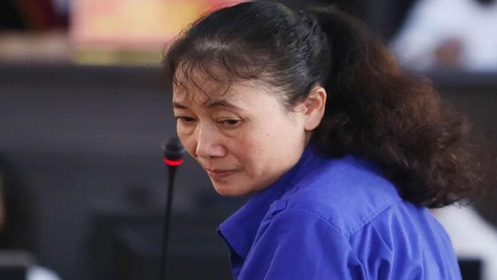 Nhóm cán bộ giáo dục Sơn La, sửa điểm, sợ sếp, bị cáo Nguyễn Thị Hồng Nga