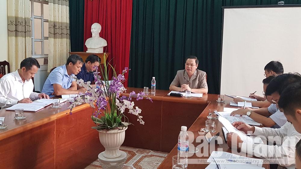 Giám sát việc giải quyết kiến nghị của cử tri tại thị trấn Neo