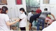 Nghệ An: 5 học sinh bị sét đánh khi đang trên đường đi học về