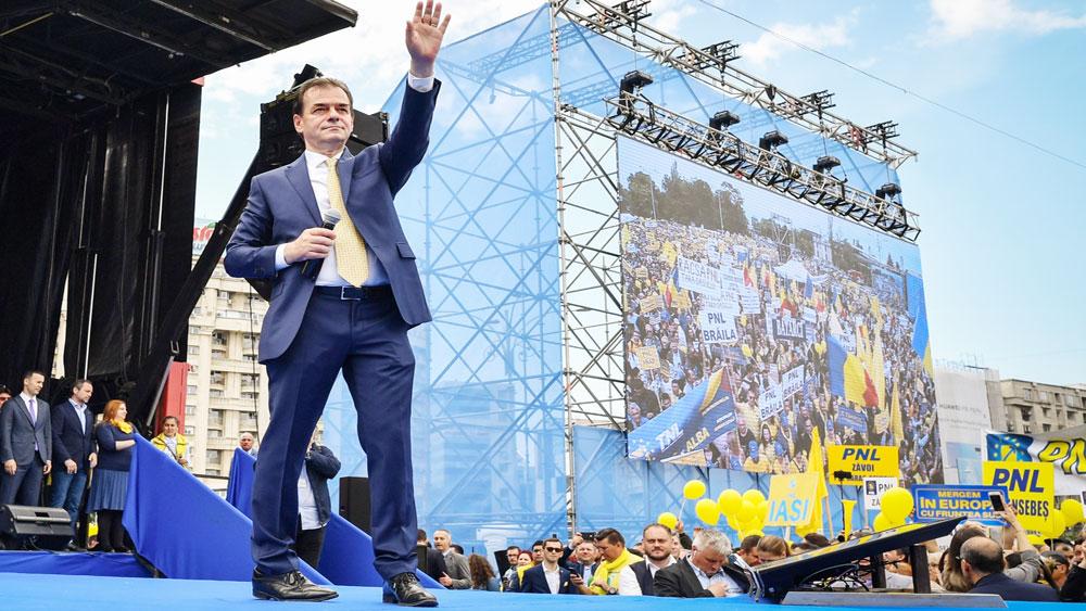 Tổng thống Romania chỉ định Thủ tướng mới