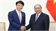 PM receives Governor of Japan's Kagoshima prefecture