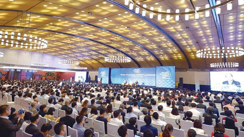 Vietnam Business Summit 2019, Hanoi, biggest international business-related events, Vietnam Chamber of Commerce and Industry, Japanese business delegation