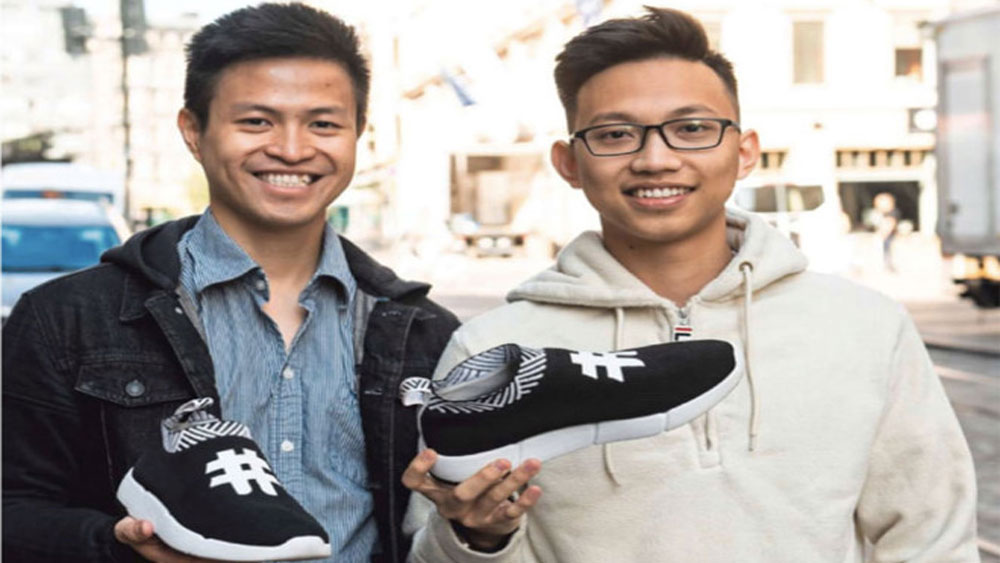 Young entrepreneurs take a step towards making coffee shoes in Vietnam
