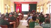 Tập huấn nghiệp vụ cho cán bộ Hội Cựu chiến binh cơ sở