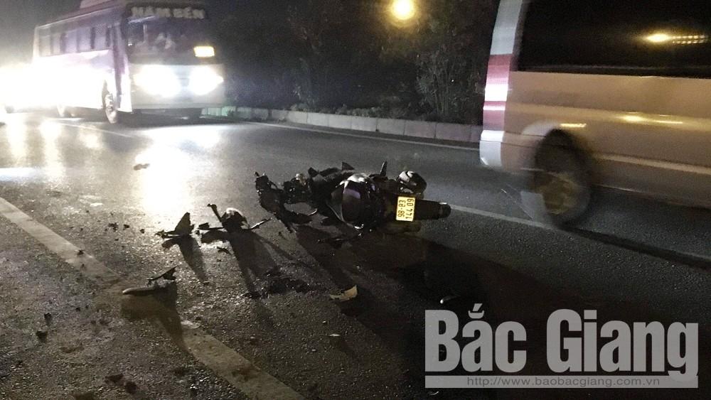 tai nạn giao thông, Bắc Giang, Hiệp Hòa, TP Bắc Giang, tử vong.