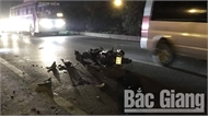 Bắc Giang: Một ngày xảy ra hai vụ tai nạn giao thông