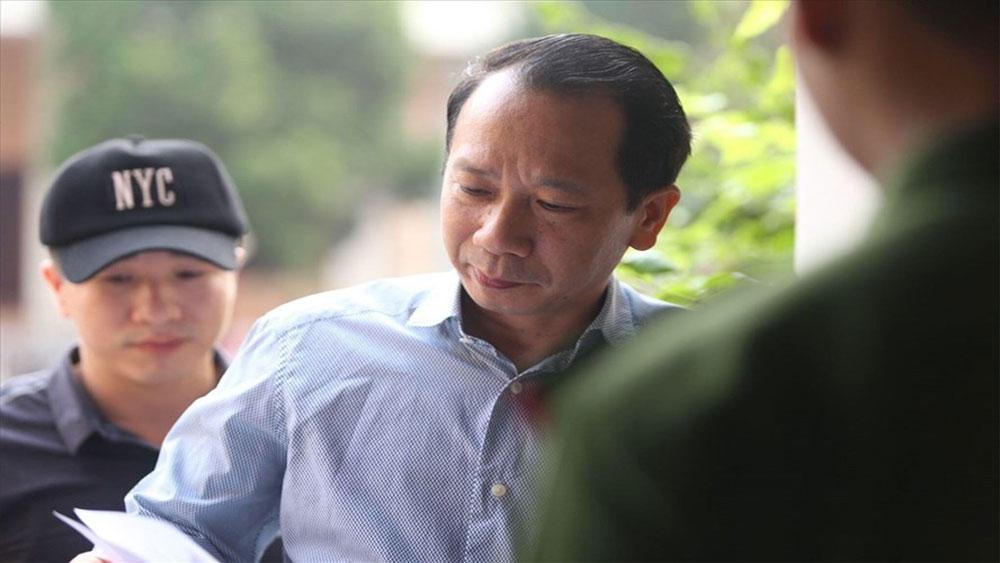 Phó Chủ tịch tỉnh Hà Giang, một mực khai, nhờ xem, nâng điểm, ông Trần Đức Quý