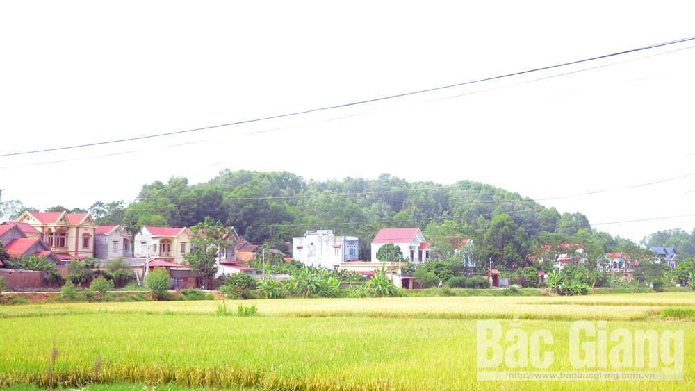 xã Lão Hộ, huyện Yên Dũng, Bắc Giang, Đất trũng chuyển mình,  vùng quê đáng sống