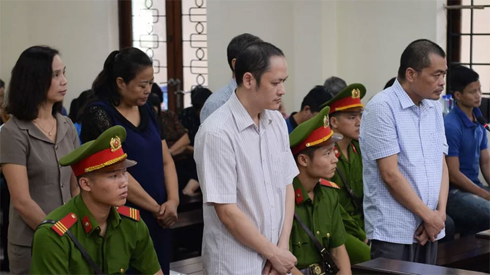 Chủ mưu nâng điểm thi ở Hà Giang, bị đề nghị, phạt 9 năm tù, Nguyễn Thanh Hoài