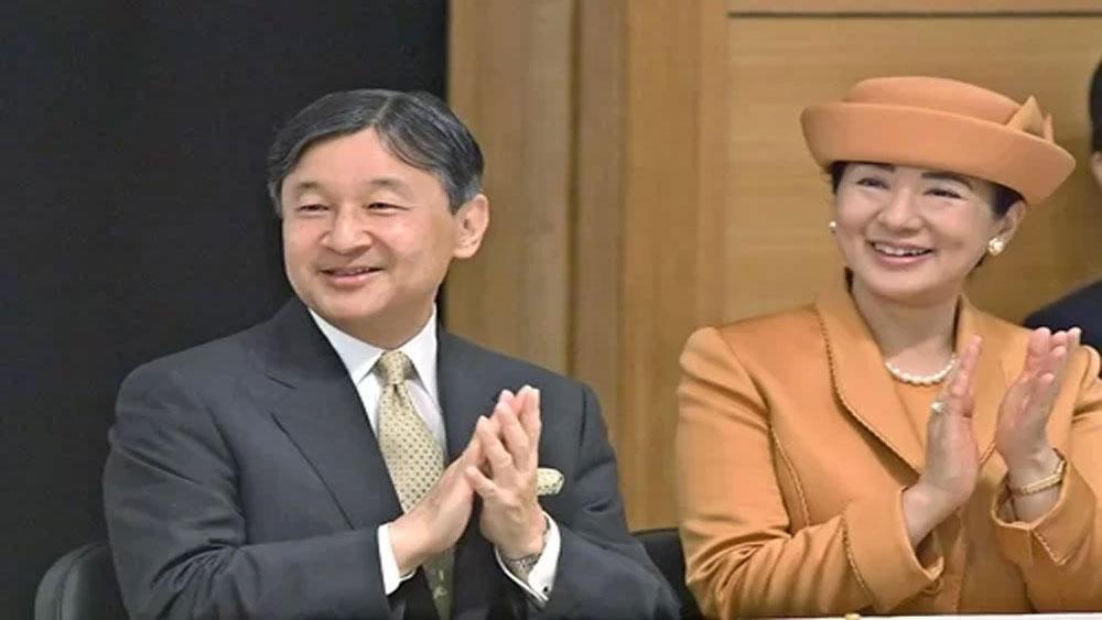 Thủ tướng Nguyễn Xuân Phúc, dự lễ đăng quang, Nhật hoàng